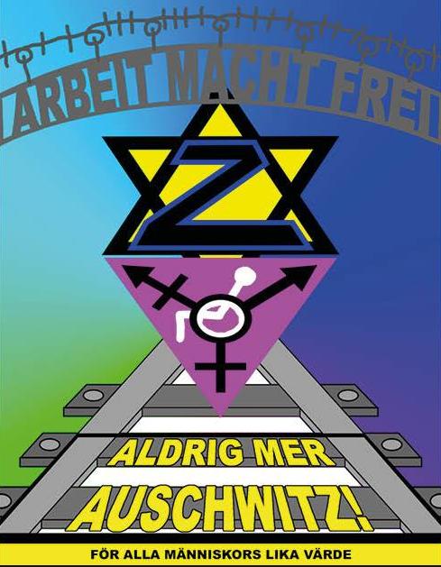 Aldig-mer-Auschwitz